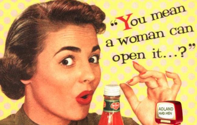 İngiltere'den Zararlı Cinsiyet Klişeleri Aşılayan Reklamlara Yasak Geldi