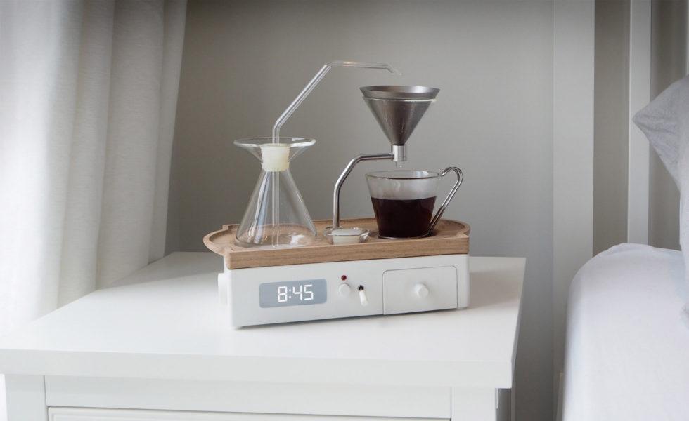 Tatil Dönüşü Hayaller Gerçek Oluyor: Kahve Yapabilen Çalar Saat
