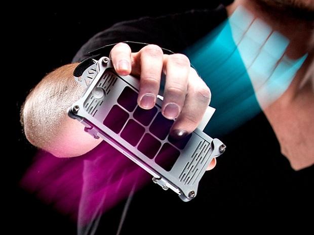 İnsan Vücudunu Müziğe Dönüştüren Cihaz : AUGG Motion Synth