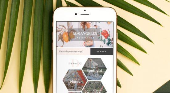 Instagram için Popüler Fotoğraf Çekim Alanlarını Listeleyen Uygulama Depalo ile Tanışın