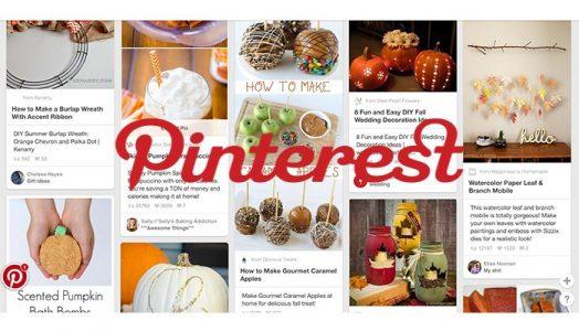 Pinterest Aylık 2 Milyon Sorguya Ulaştı!