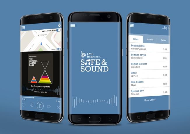 Sizi Dışarıdaki Tehlikelerden Koruyan Müzik Uygulaması: The Safe and Sound