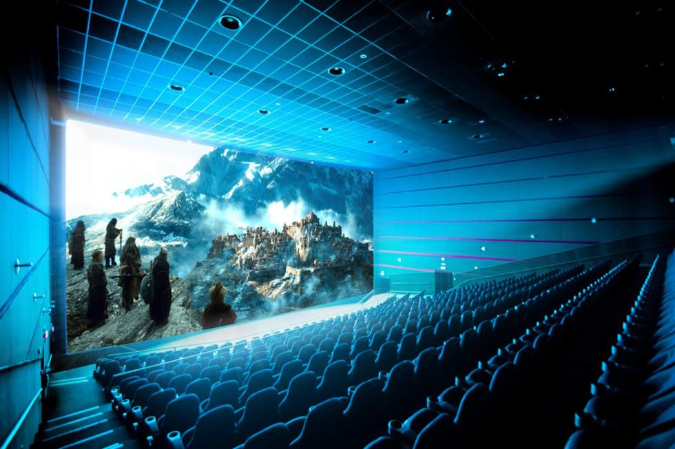 Neden IMAX Filmleri Seviyoruz Sorusuna Yanıt Niteliğinde Kampanya!