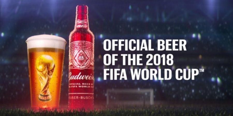 Dünya Kupası Sponsorluğu Budweiser'ı Zirveye Taşıdı