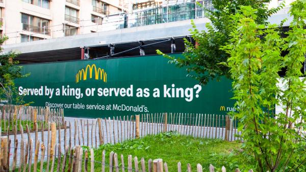 Bu Kez İlk Golü McDonald's Attı