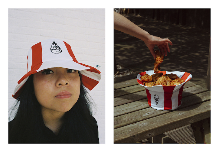 KFC'nin Kovasında Bu Kez Tavuk Yok