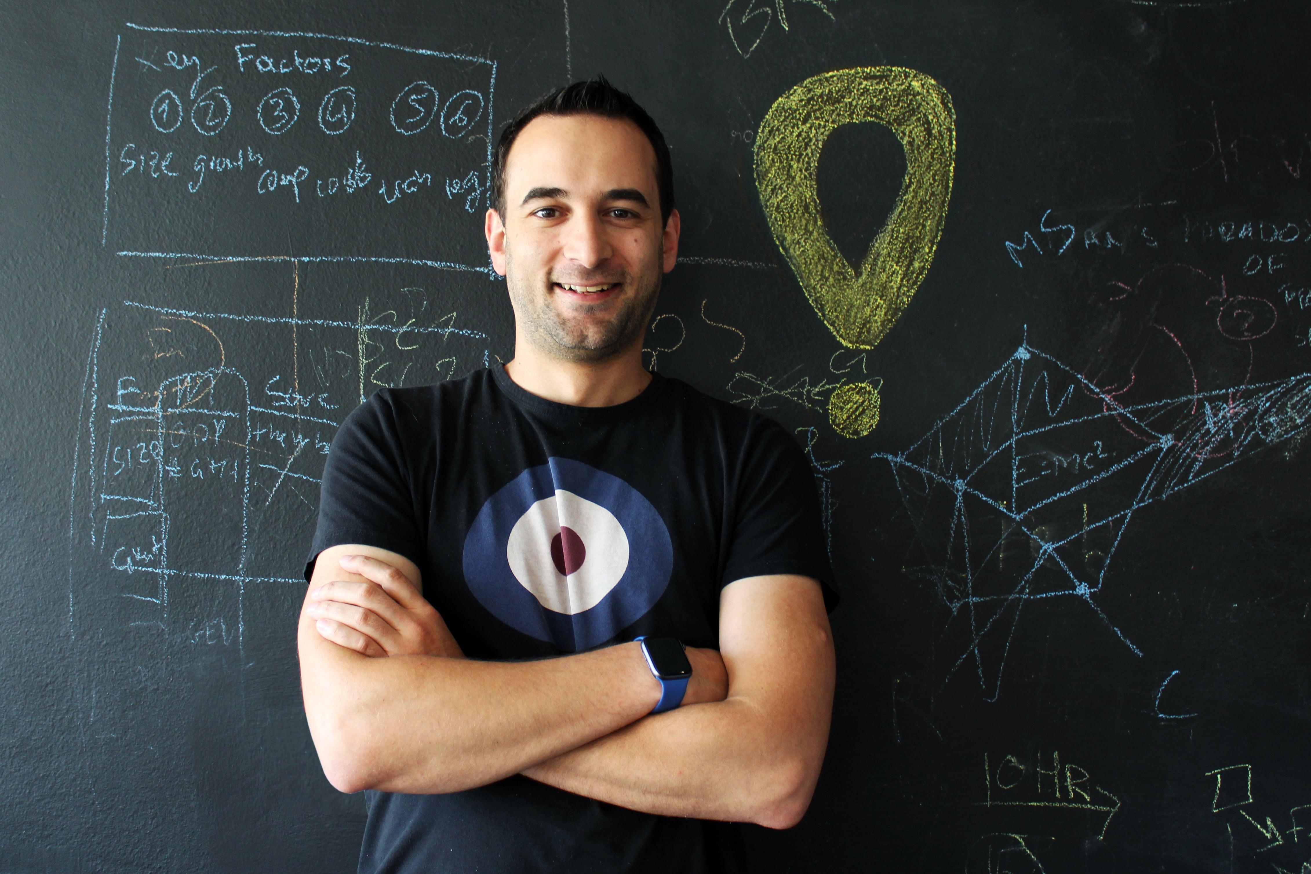 Glovo'nun Teknolojiden Sorumlu Başkanı Mustafa Sezgin Oldu