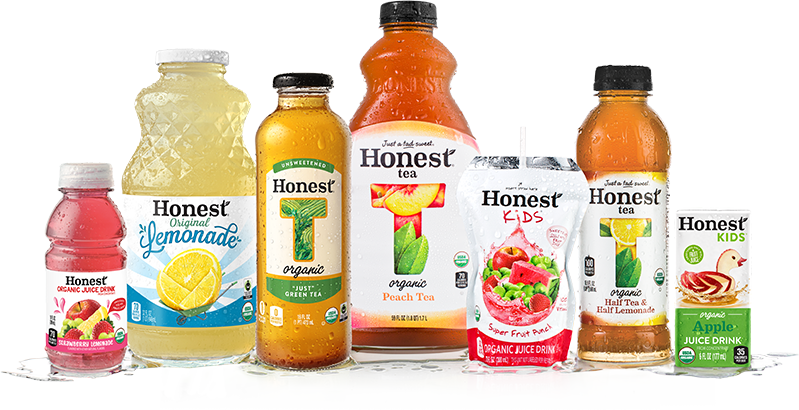 """Coca Cola'nın Organik İçeceği """"Honest Tea"""" Tanıtıldı"""