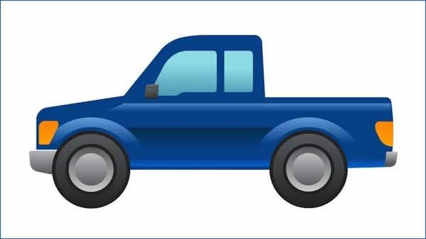Ford'dan Dünyanın İlk Kamyonet Emojisi