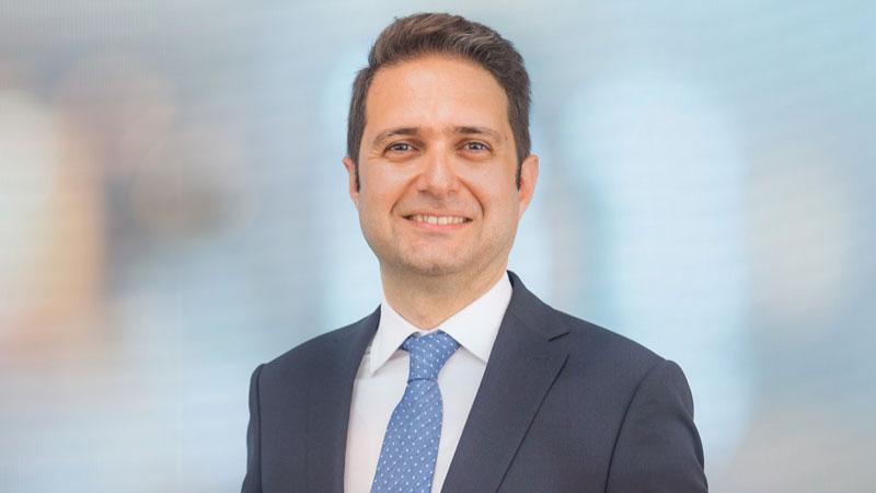 Danone Su Türkiye ve Orta Doğu'ya Yeni Genel Müdür