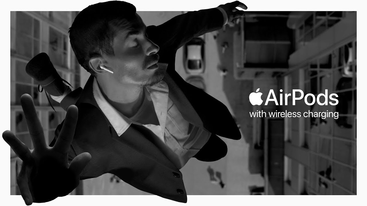 Apple'dan Yeni AirPods Reklamı
