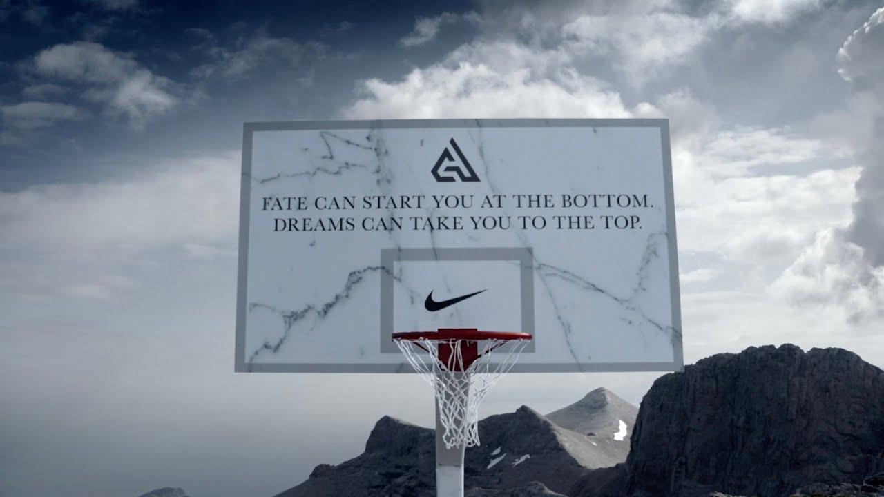 Nike'tan Olimpos Dağı'na Saygı Dokunuşu