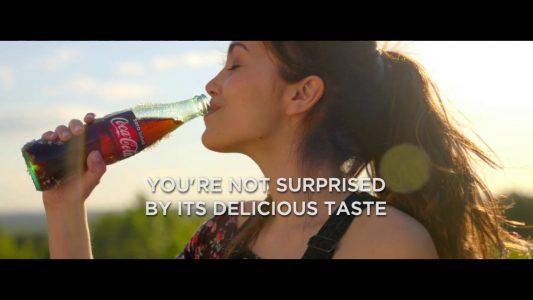 Coca Cola'dan Son 10 Yılın En Büyük Ürün Kampanyası: Coca Cola Zero Sugar