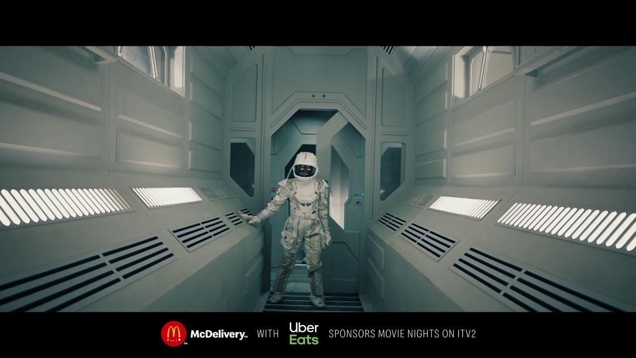 ITV Film Gecelerine McDonald's Sponsorluğu