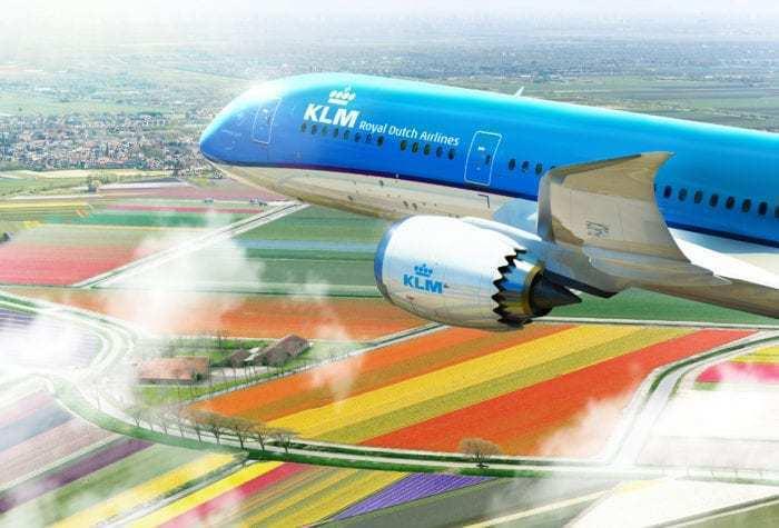 Havayolu Şirketi KLM, Yolcuları Daha Az Uçmaya Teşvik Ediyor