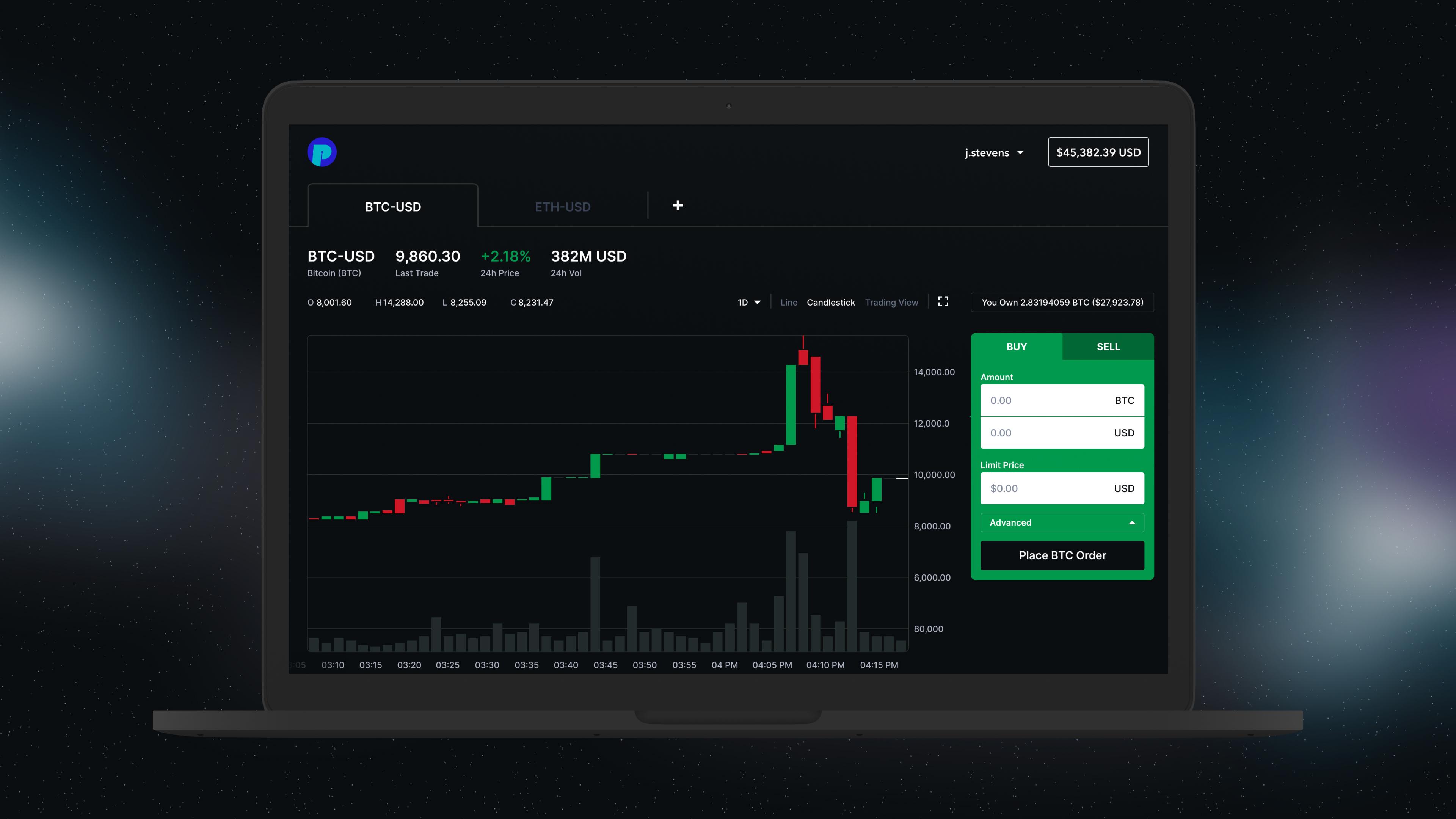 Blockchain, Yüksek Hızda İşlem Yapılabilen Kripto Para Borsası Açtı