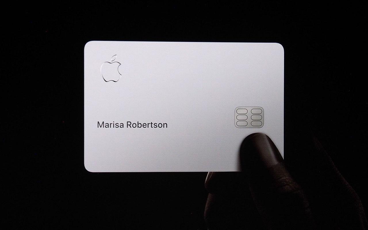 Apple, Kredi Kartını Tanıtmaya Başladı