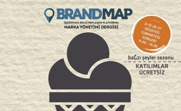 BrandMap'ten Yaz Ortasında Ücretsiz 'Açık Seminerler'
