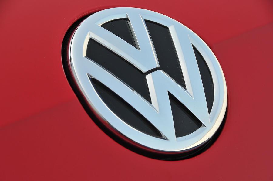 Volkswagen'in Yeni Logosu Hazır