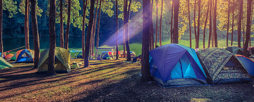 Son 3 Yılda 'Kamp Tatili'ne İlişkin Aramalar Yüzde 500 Oranında Arttı