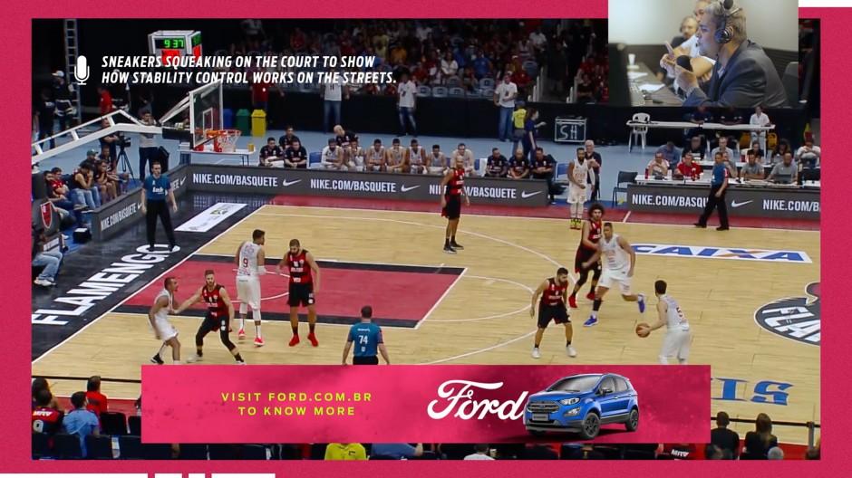 Ford Brezilya'dan Yaratıcı Bir Sessizlik Kampanyası