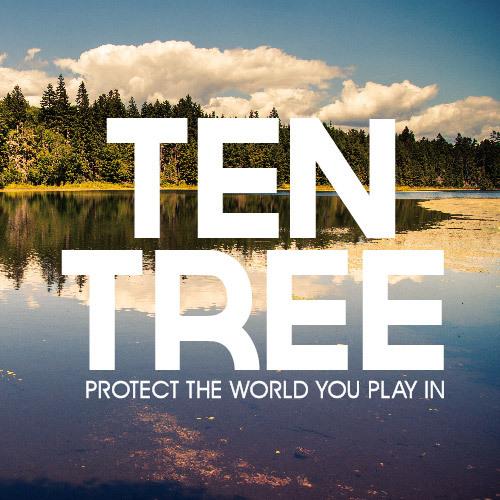 Satın Aldığınız Her Ürün için 10 Ağaç Diken Muhteşem Marka: Tentree