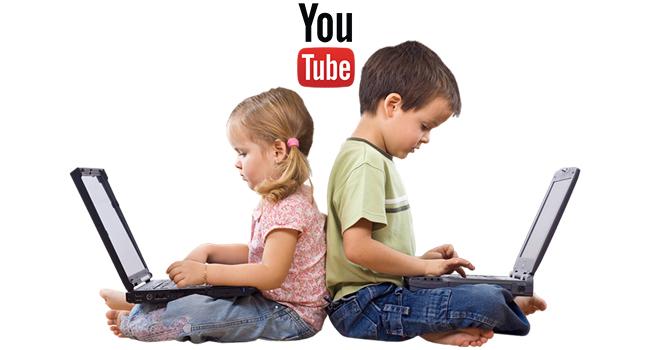 YouTube Çocuklara Özel Web Sitesi Açıyor