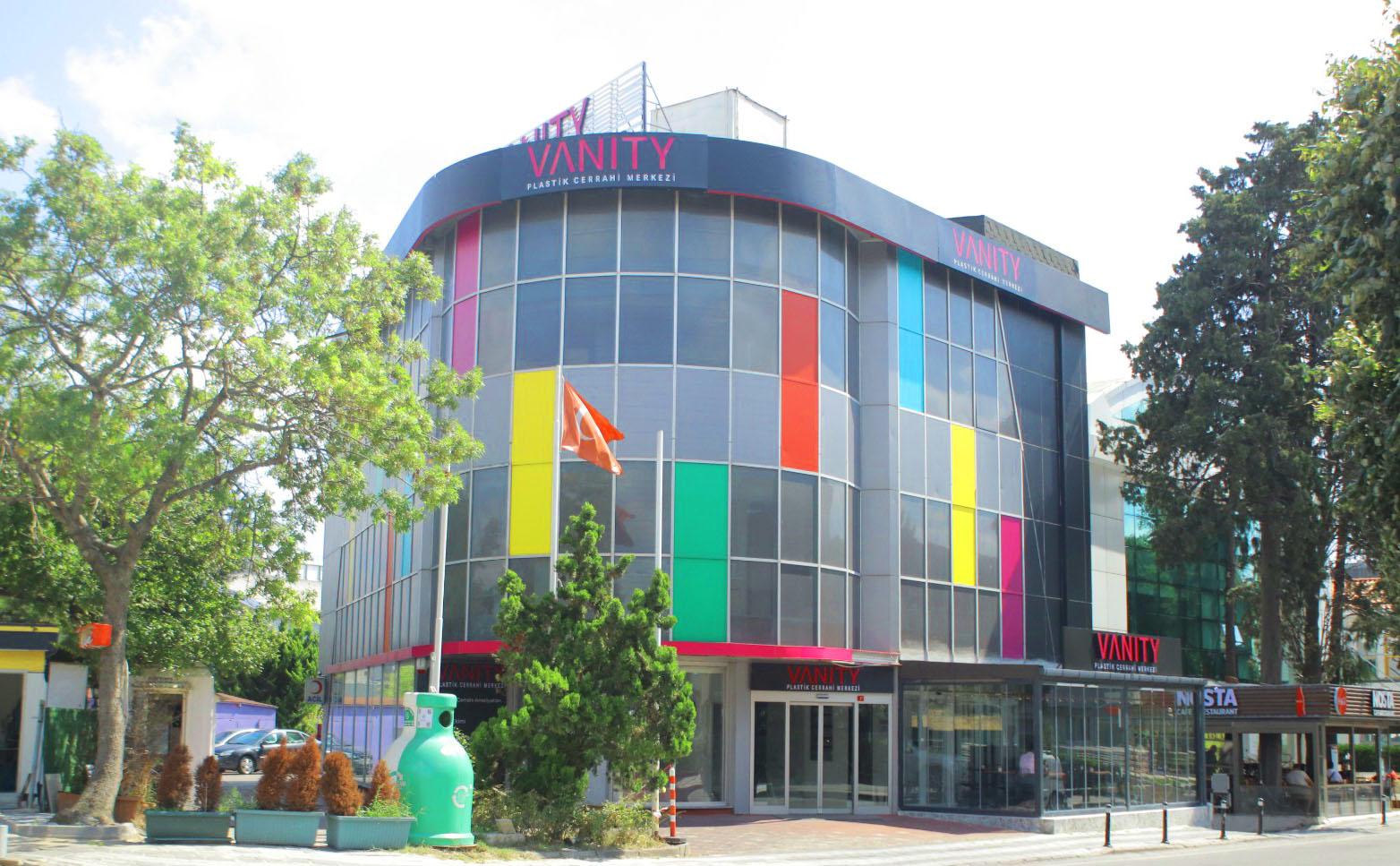 Vanity Estetik ve Plastik Cerrahi Merkezi'nin Logosu Yenilendi
