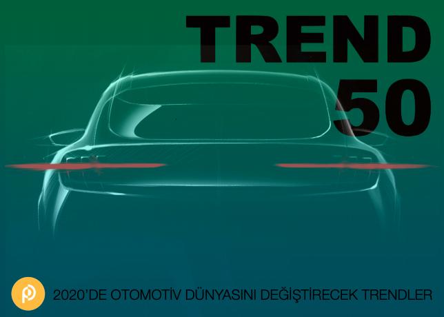 """Yeni Raporumuz """"Trend 50: Otomotiv""""den Öne Çıkan 4 Değerli Kazanım"""