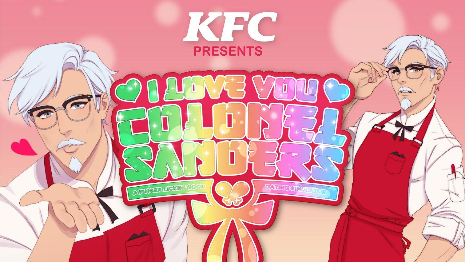 KFC, İlişki Simülasyonu Türünde Bir Video Oyunu Çıkarıyor
