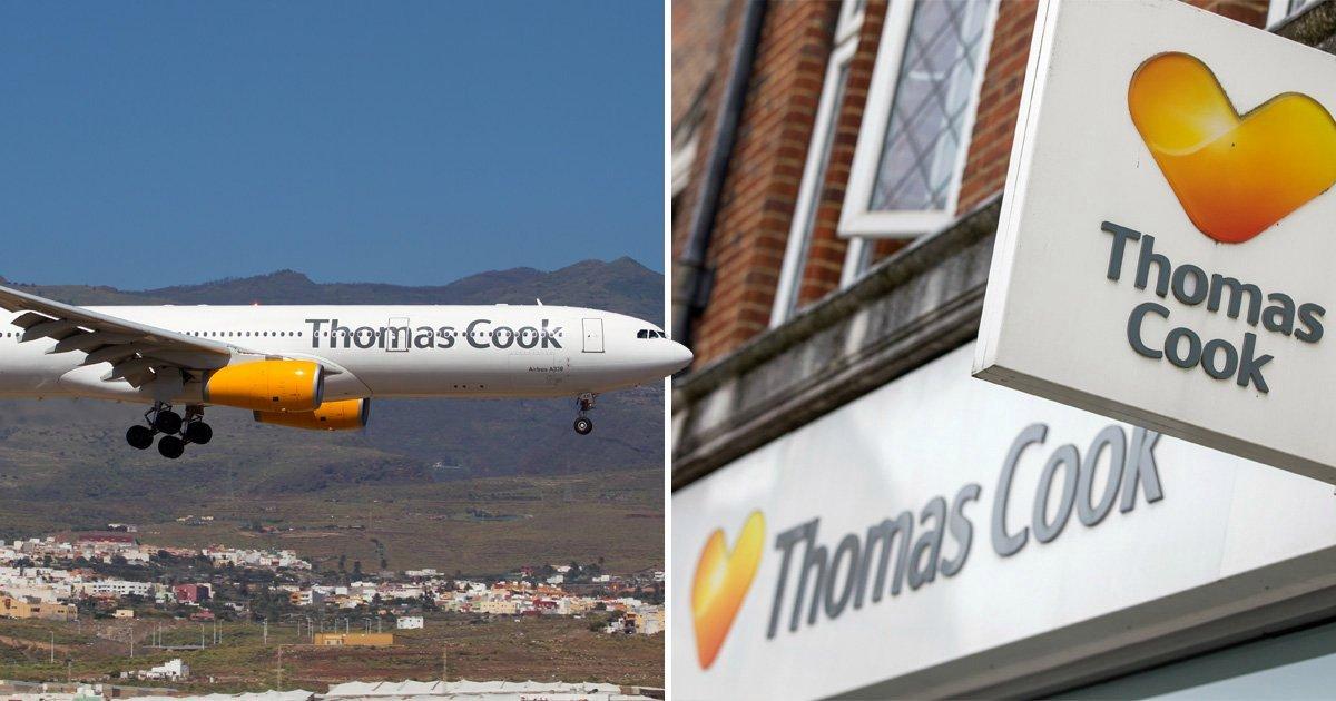 En Eski Turizm Acentesinin Batışı: Thomas Cook