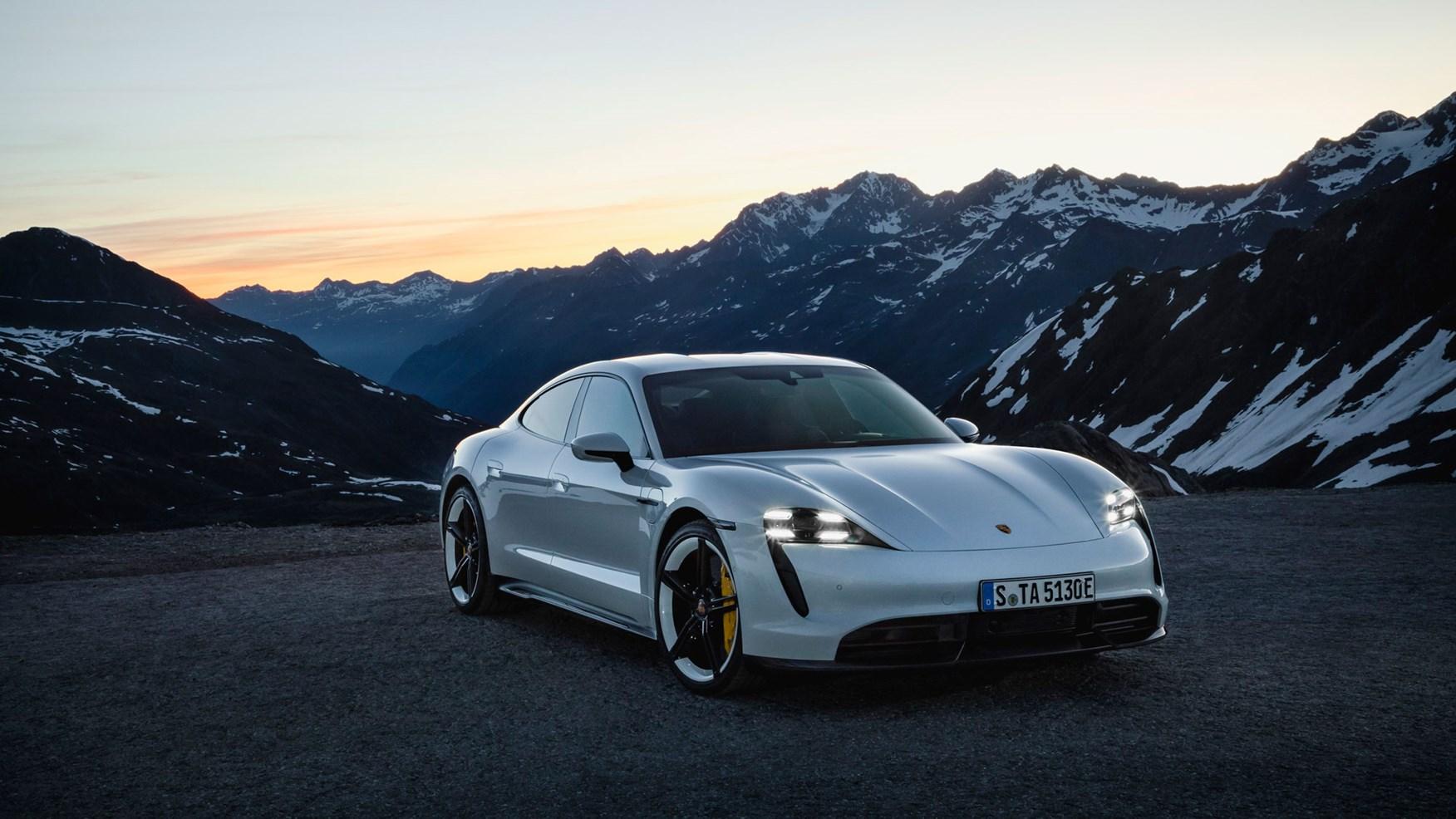 Porsche, Elektrikli Aracı İçin 500 Dolara Motor Sesi Satıyor