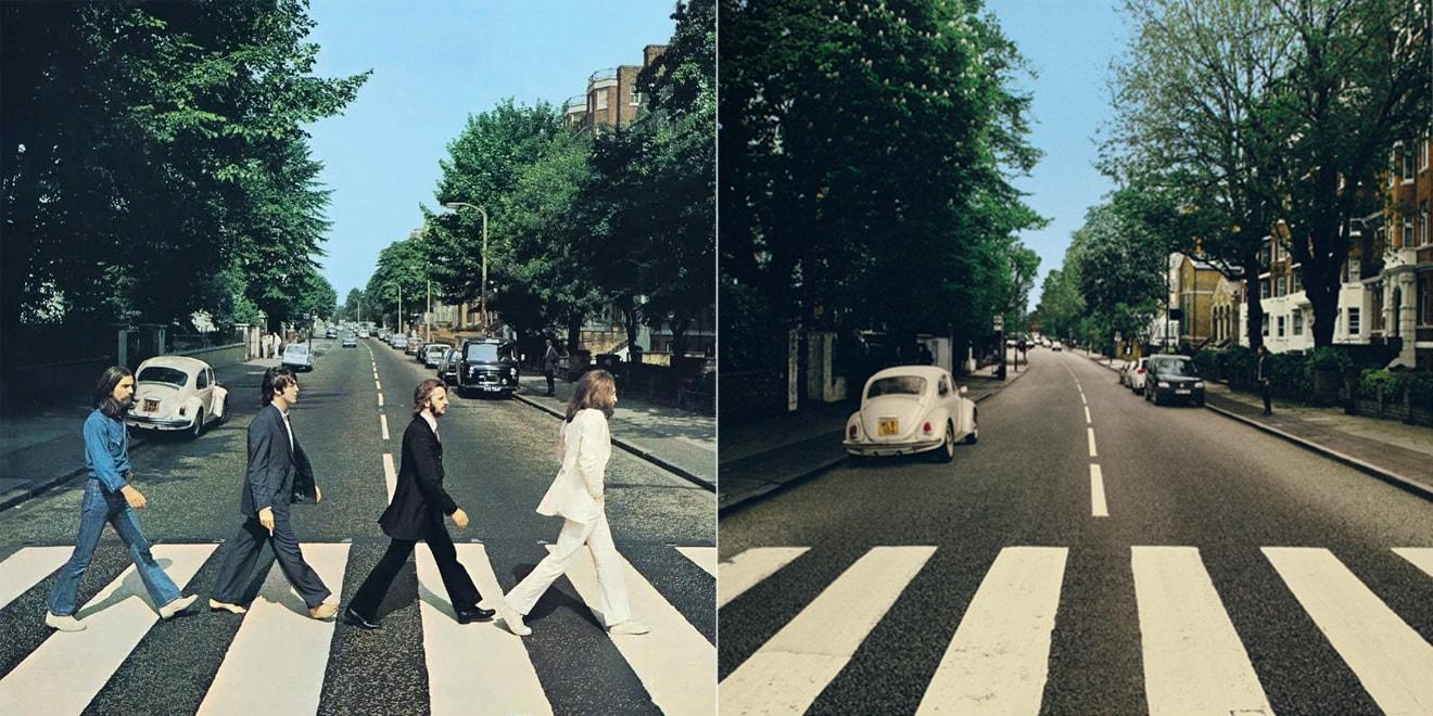 The Beatles'ın Albüm Kapağındaki İlginç VW Beetle Detayı