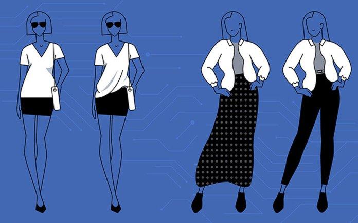 Facebook Yeni Yapay Zekasıyla Giyinme Önerileri Sunacak