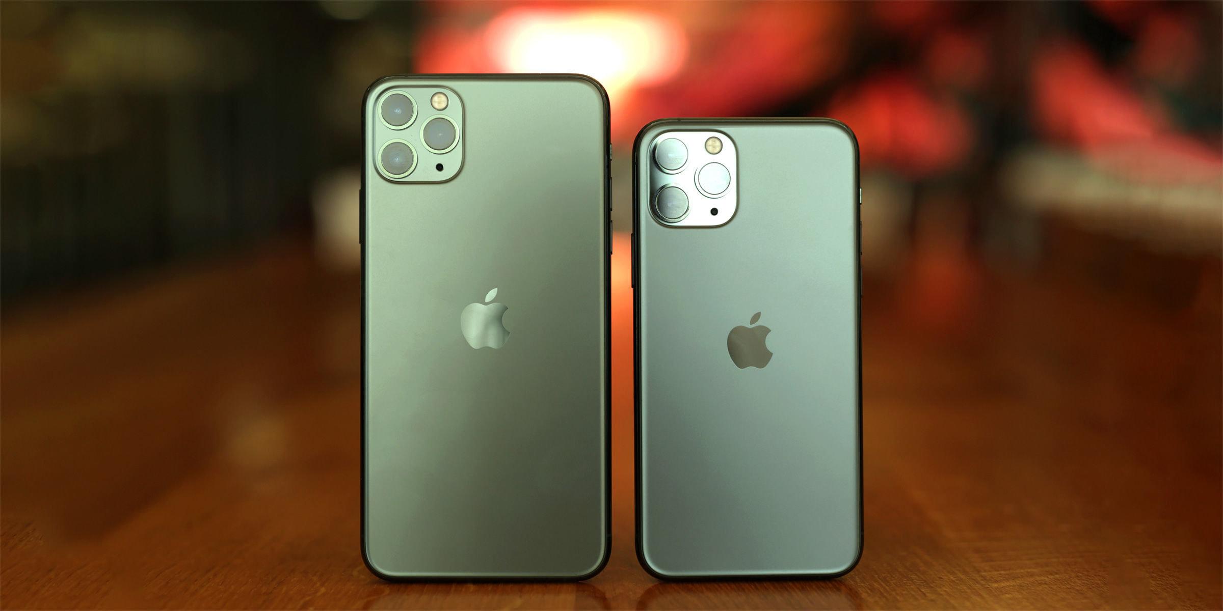 iPhone'ların Arkasındaki Apple Logosu, Özelleştirilebilir Olabilir