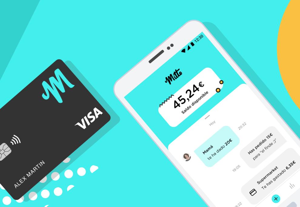 Z Kuşağı İçin Tasarlanan Banka Hesap App'i; Mitto