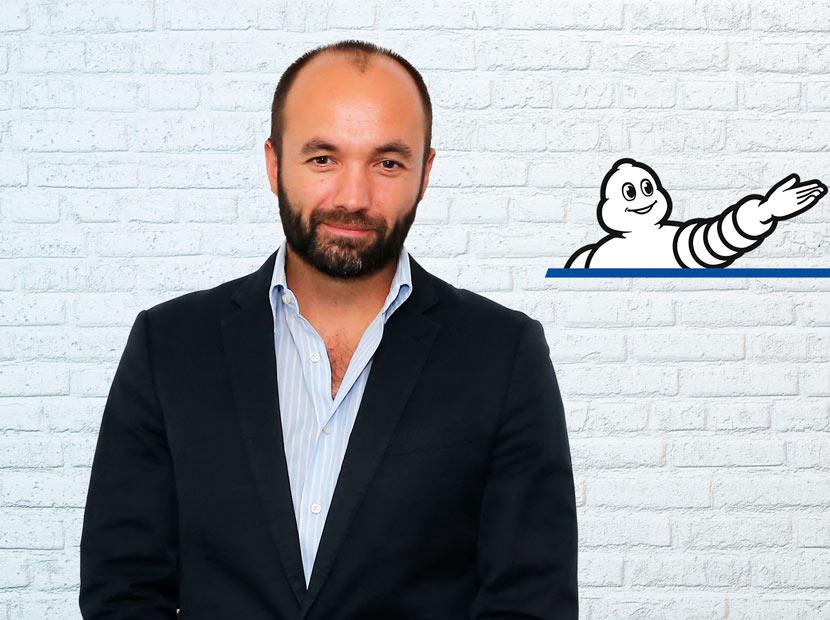 Michelin Türkiye'ye Yeni Genel Müdür Atandı