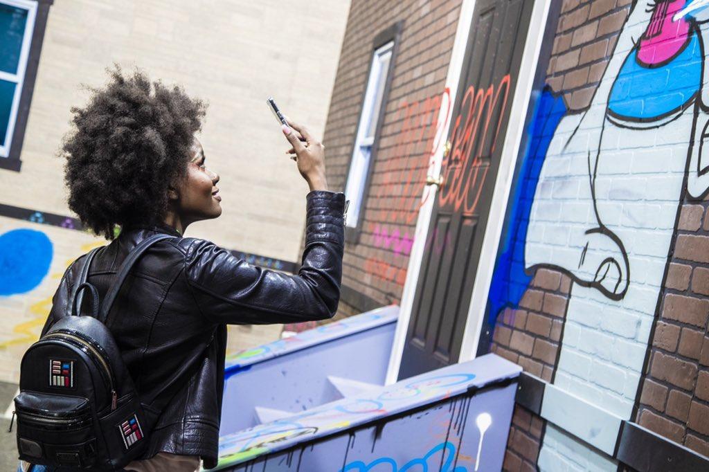 Sokak Sanatı Teknolojiyle Buluştu: Sanal Grafitiye Merhaba Deyin