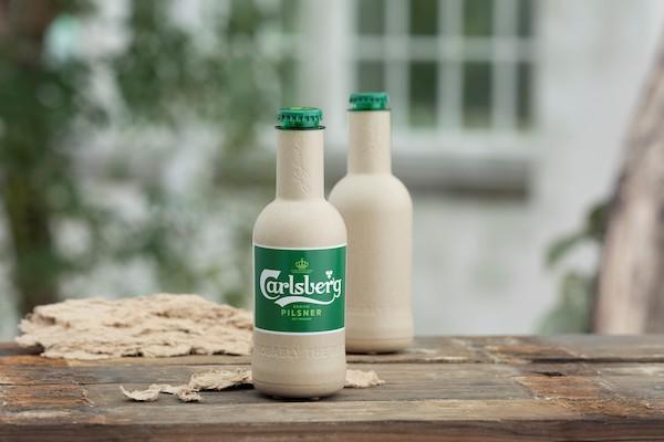 Carlsberg'den Çevre Dostu Kağıt Bira Şişeleri Geliyor