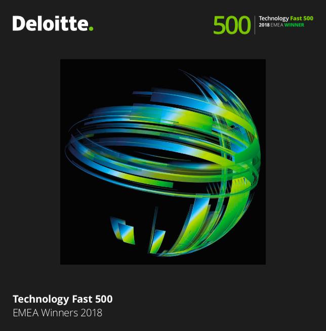 Deloitte EMEA Teknoloji Fast 500 2018