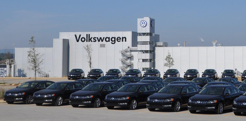 Volkswagen Türkiye'deki Şirketini Manisa'da Resmi Olarak Kurdu