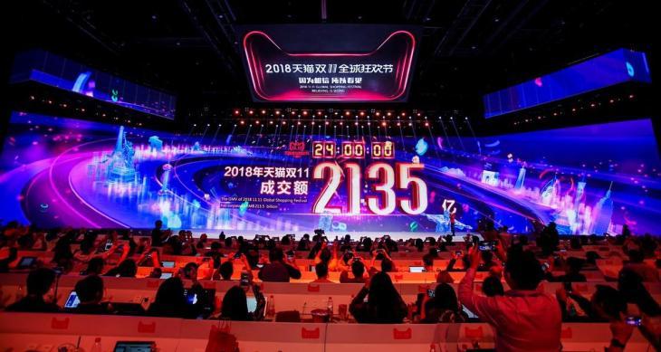 """Alibaba'dan 2018'de """"Black Friday""""i Sollayan """"Bekârlar Günü"""" İçin Yeni Rekor Hedefi"""