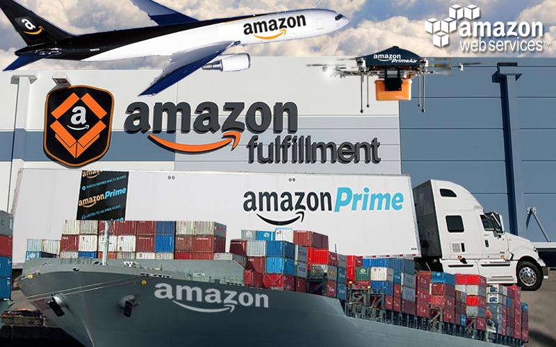 Amazon Lojistik Türkiye'deki İşletmelerin Hizmetine Açıldı