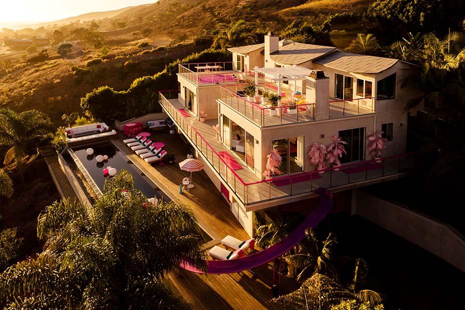 Barbie 60. Yaşını Airbnb'de Kiralanabilen Barbie Evi ile Kutluyor