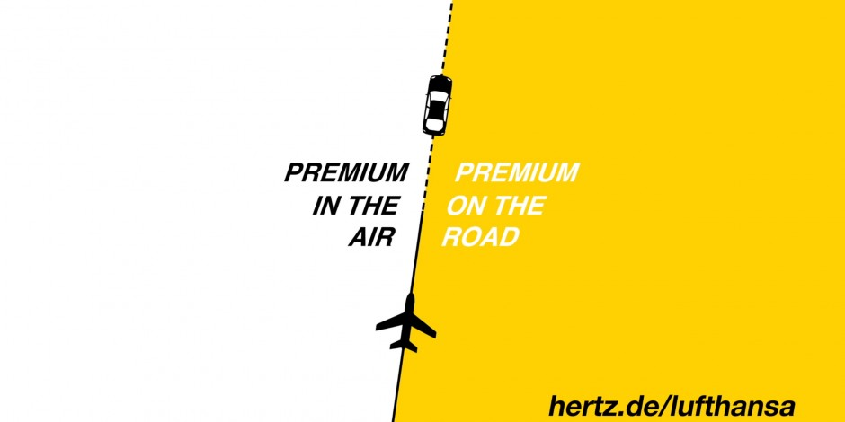 Hertz ve Lufthansa İş Birliği, Havadan Karaya Kesintisiz Bir Seyahat Deneyimi Sunuyor