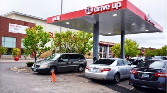 Aracınızdan İnmeden Alışverişinizi Yapın: Target 'Drive Up'
