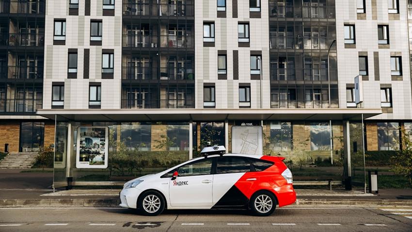 Yandex, Geliştirdiği Sürücüsüz Otomobillerin 1.6 Milyon Kilometre Yol Katettiğini Açıkladı