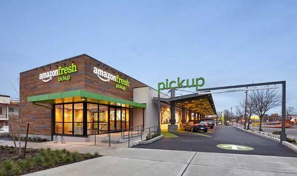 Amazon 2020'de Geleneksel Gıda Marketleri Açmayı Planlıyor