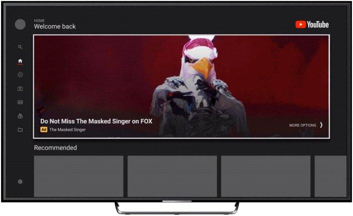YouTube, Televizyon Ekranına Masthead Reklamları Getirdi