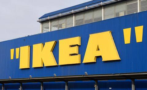 IKEA'dan Wembley Mağazasına Özel Logo